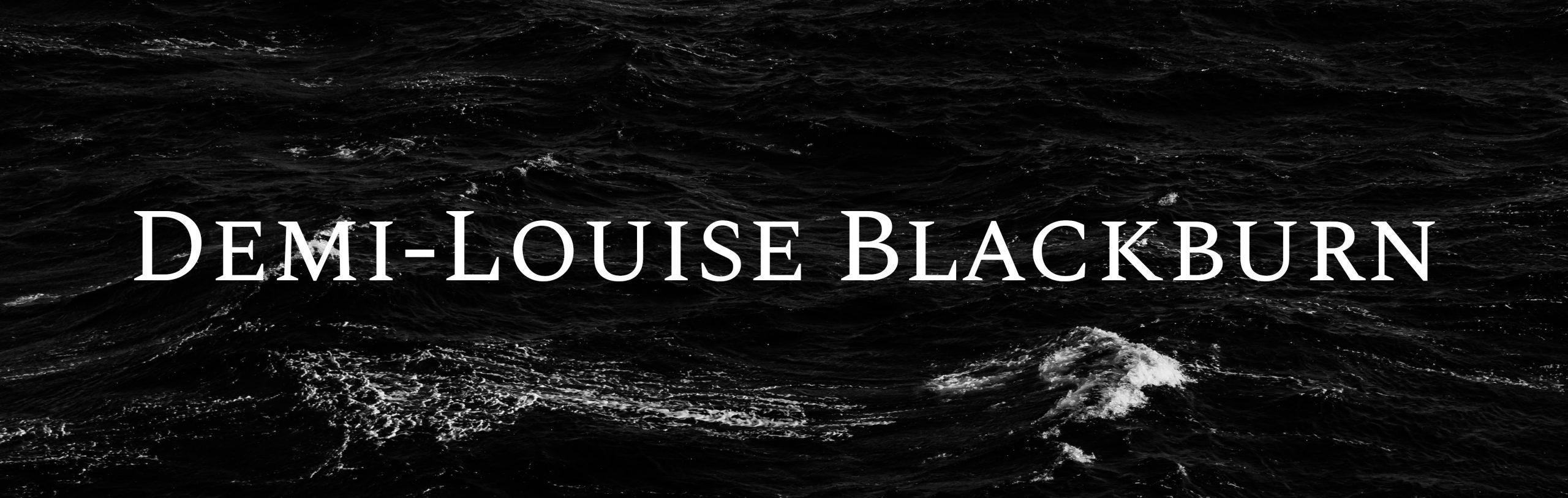 Demi-Louise Blackburn